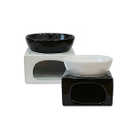 48 Oil Warmers Ying & Yang - 2 Colors - Ceramic