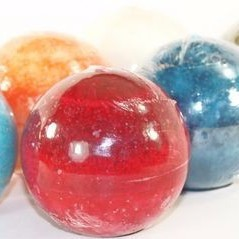 24 Mottled 3 Inch Ball Candles - 6 Fragrances
