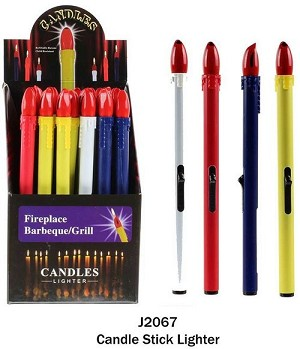 24 Candle Stick Candle Lighters in Display Box