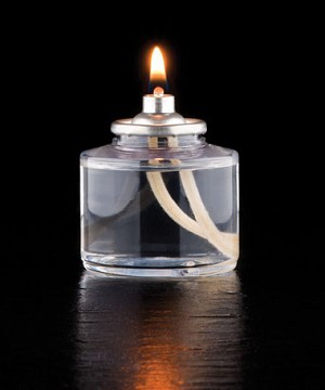 60 Liquid Fuel Cell Candles - 26 Hour Disposable